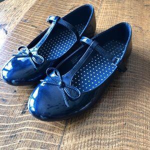 Cat /& Jack Blue Mary Janes Girls Dress Shoes